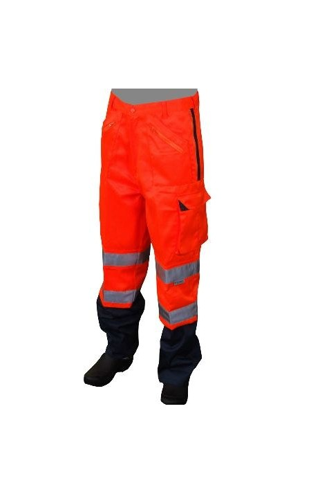 Recovery trousers Orange & Blue