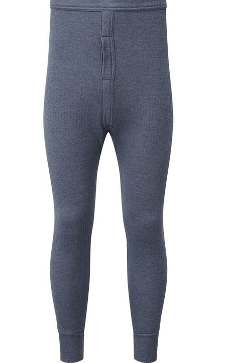 Thermal long john trousers