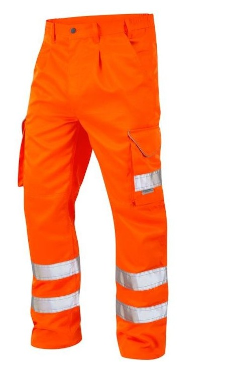 Leo Bideford trouser Orange
