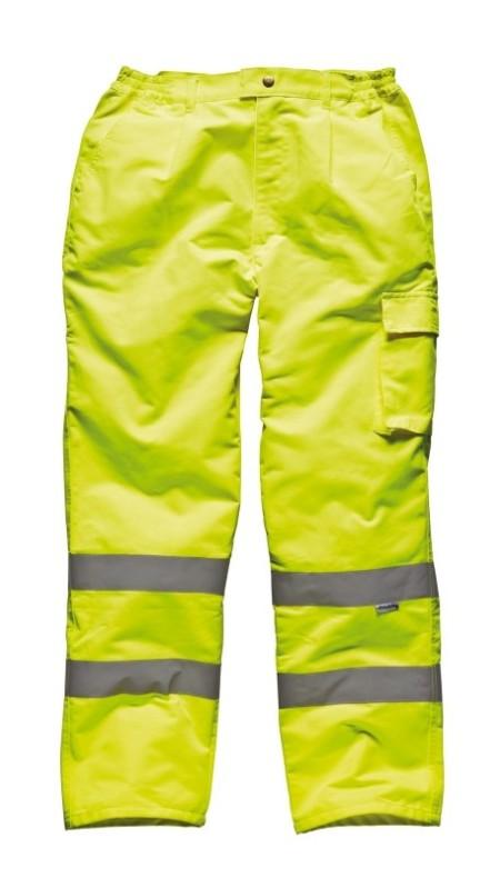 Dickies SA35015 Hi Vis Polycotton Trouser