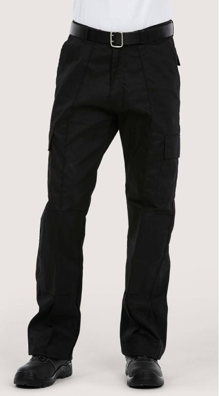 UC904 Work Trousers Black
