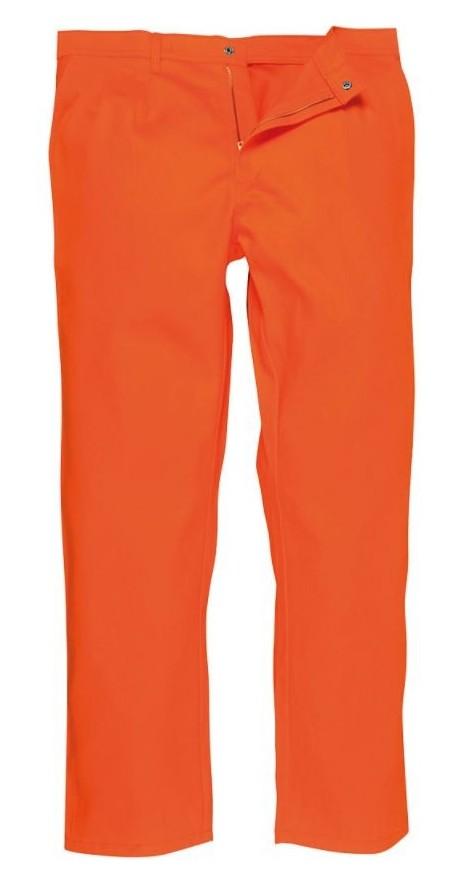 Orange BZ30 Flame retardent trousers