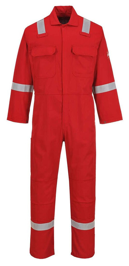 BIZ5 Iona Coverall Red