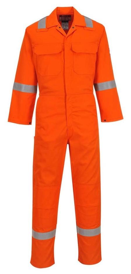BIZ5 Iona Coverall Orange